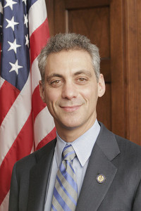 Rahm Emanuel, former White House Chief of Staff (2009-2010), Mayor of Chicago since 2011