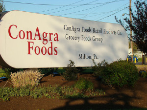 Con Agra Foods Milton PA. Photo by Neubie