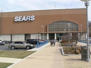 Sears store in Yonkers, NY. Photo by   Anthony22