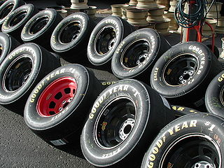 Traditional tires heading to the trash heap of history? Photo by: Brian Cantoni