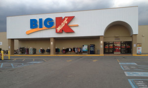 Kmart Harrison, OH. Photo by  Mike Kalasnik