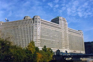 Merchandise Mart. Photo courtesy of Phillip Capper.