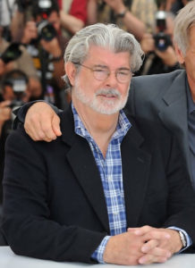 George Lucas. Photo courtesy of Wikipedia.